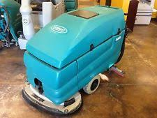 Tennant Floor Scrubbers 5680 by Battery Powered Scrubbers Buffers U0026 Polishers Ebay
