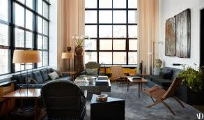 100 Manhattan Duplex A Designers Where A Global Perspective