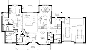 Cool Floor Plans For Ranch Homes With Basement Decorate Ideas