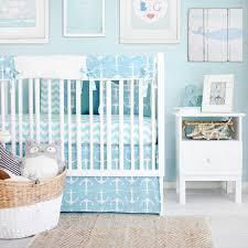 Aqua And Coral Crib Bedding by Aqua Crib Bedding Navy Style Decorated Aqua Crib Bedding U2013 Home
