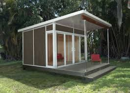 The Best Prefabricated Outdoor Home fices Designs