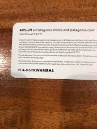 PATAGONIA 40% OFF. I Used This Coupon In Stores But The ... Lulus On Twitter The Hunt Ends Soon Its Your Last Day To Honey Finds And Applies Coupon Codes Automatically In Online Code 25 Off Luluscom Coupons Promo 82219 Insider By Boulder Weekly Issuu Skin Care Codes Discounts And Promos Wethriftcom 10 Best Jan 20 Strike Free Printable Deals Missy Home Facebook Lulu Latest Promotions Electronics For Less 70 Off Followersheavende Jan20 How Apply Sky Coupon Code