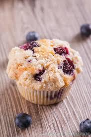 blaubeer muffins mit streuseln backen macht glücklich