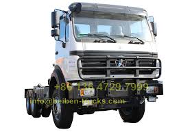 High Quality North Benz 2638 Tractor Truck,north Benz 2638 Tractor ...