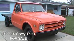 1968 Chevy Truck For Sale - YouTube For Sale 1968 C10 Cst Longbed Chevy Frame Off Restoration No Dents Vintage Chevy Truck Pickup Searcy Ar Pickup Lifted Wallofgameinfo C10 Brought Back Better Hot Rod Network Chevrolet Ck Wikipedia Shdown Auto Sales Drive Your Dream Hemmings Find Of The Day K10 Daily Gmcchevrolet Truck Ride El Camino Near Cadillac Michigan 49601 John And Grant Mollett Lmc Life Work Smart Let Aftermarket Simplify