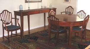 1940 Furniture Manufacturers Antique Solid Mahogany Bedroom Set