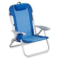 Copa Beach Chair With Canopy by Beach U0026 Pool Chairs Beach Umbrellas Bed Bath U0026 Beyond