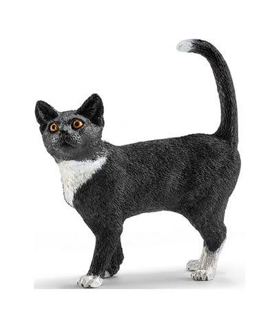 Cat Standing Toy Figure