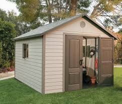 Metal Storage Sheds Amazon by Amazon Com Lifetime 6415 Outdoor Storage Shed 11 By 13 5 Feet