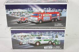 HESS EMERGENCY TRUCK With Rescue Vehicle Fire Sport Utility Vehicle ...