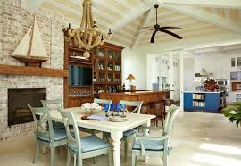 Nautical Dining Room Ideas Chair Covers Small Home
