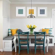 Dining Room Corner Bench Cushion Chairs