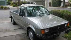 100 Rabbit Truck Nice Price Or Crack Pipe The 12000 Volkswagen Diesel Pickup