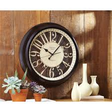 Bed Bath And Beyond Decorative Wall Clocks by Kiera Grace Modern 18