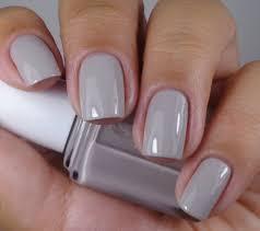 The Classic Grey Polish Stylish 75 Picks for Grey Nail Designs