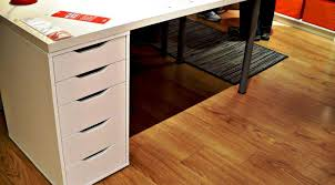 Ikea Erik File Cabinet by 100 Black Ikea Desk Decorating Cozy Black Desk With Ikea