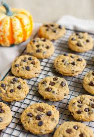 Libbys Pumpkin Oatmeal Bars by Pumpkin Chocolate Chip Cookies Recipe