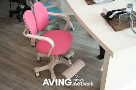 duoback korea to present its new children use chair duoback