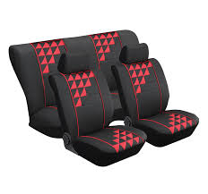 Domino Car Seat Cover Set - 8PC Neat Parents Reversible Black Grey Car Seat Protector Odor Free Extra Thick Padding Spill Proof Diy Upholstery Is Easier Than You Think Architectural Digest Auto Accsories Headlight Bulbs Gifts Zone Tech Pu Navy Hibiscus Wave Separate Headrest Cover Set Of 2 Best Covers Reviewed In 2019 Drivrzonecom Handmade And Stylish Replacement High Chair Covers For Graco How To Recover A Ding Room Chair Hgtv Linen Ticking Striped Slipcover With Ruffles Nicehome Luxury European Style For Hotels Home Decoration Elastic Stretchable Party Bar 4 X Clear Plastic Cushion Protectors Viotek 5level Cooling Officecar Accar Adapter Remote Install 5 Easy Steps Overstockcom