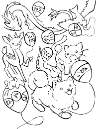 Beautiful Kawaii Japanese Coloring Pages Image Collection
