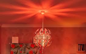 partybeleuchtung selber machen für gute stimmung ikea
