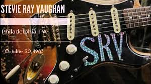 Stevie Ray Vaughan Lenny