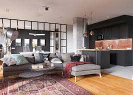 100 Minimalist Studio Apartment Design Applied With A Gray And