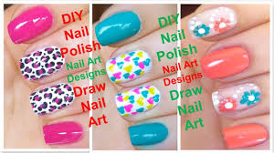 DIY Nail Polish Art Designs Gel Nails Art Ideas Acrylic Nails ... 15 Halloween Nail Art Designs You Can Do At Home Best 25 Diy Nail Designs Ideas On Pinterest Art Diy Diy Without Any Tools 5 Projects Nails Youtube Step By Version Of The Easy Fishtail Easy For Beginners 9 Design Ideas Beautiful Stunning Cool Polish To Images Interior 12 Hacks Tips And Tricks The Cutest Manicure 20 Amazing Simple Easily How With Detailed Steps And Pictures