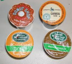Coffee People Donut Shop K Cups Green Mountain Caribou French
