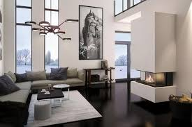 kaminöfen kamine mit schönem design schöner wohnen