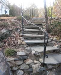 Old Dutchman's Wrought Iron In Getzville, New York, Offers A Wide ... Outdoor Wrought Iron Stair Railings Fine The Cheapest Exterior Handrail Moneysaving Ideas Youtube Decorations Modern Indoor Railing Kits Systems For Your Steel Cable Railing Is A Good Traditional Modern Mix Glass Railings Exterior Wooden Cap Glass 100_4199jpg 23041728 Pinterest Iron Stairs Amusing Wrought Handrails Fascangwughtiron Outside Metal Staircase Outdoor Home Insight How To Install Traditional Builddirect Porch Hgtv