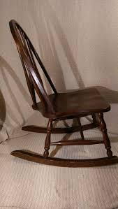 Children's Wooden Rocking Chair Bow Back Chair Summer Studio Conant Ball Rocking Chair Juegomasdificildelmundoco Office Parts Chairs Leg Swivel Rocking High Spindle Caned Seat Grecian Scroll Arm Grpainted 19th Century 564003 American Country Pine Newel North Country 190403984mid Modern Rocker Frame Two Childrens Antique Chairs Cluding Red Painted Spindle Horseshoe Bend Amish Customizable Solid Wood Calabash Assembled