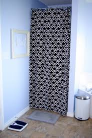 Target Curtain Rod Rings by Skinny Meg A Cheap Solution For An Ugly Shower