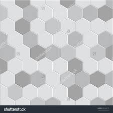 stock vector hexagon tile brick patternor decoration and