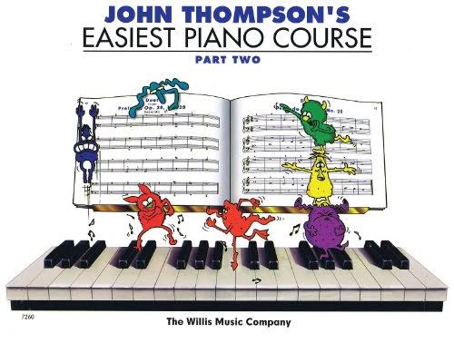 John Thompson's Easiest Piano Course: Part 2 - John Thompson