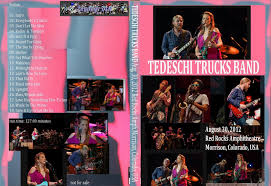 T.U.B.E.: Tedeschi Trucks Band - 2012-08-30 - Morrison, CO (DVDfull ... Tedeschi Trucks Band Kick Off Tour In Fort Myers Photos Review With Sharon Jones And The Dap Kings Band Musicians Past Present Pinterest Concert Port Chester Ny Images Announce North Missippi Allstars As Special Watch Warren Haynes Join For Preachin Blog Announces 2018 Beacon Theatre Residency Get Summer Started Early At The Greek Moves Beyond Grief In Grueling Year Boston Herald Derek Susan White House West Coast Plays Seattle Los Indie Minded Gallery Of Blues