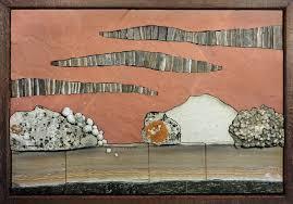 Utah Rustic 26 X 175 2016 Red Sandstone Garnet Schist White Calcite Sheets Moqui Marbles Concretions