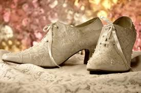 Download Vintage Shoes Stock Image Of Footwear Wedding