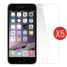 5 in 1 Screen Protector for iPhone 6 Plus