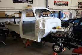 1951 Chevy Truck - MetalWorks Classics Auto Restoration & Speed Shop
