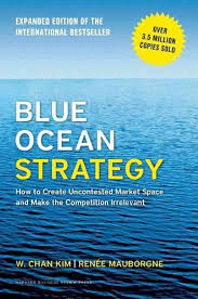 Blue Ocean Strategy Challenges Companies To Break Out Of The Red Bloody Competition By Creating Uncontested Market Space That Makes