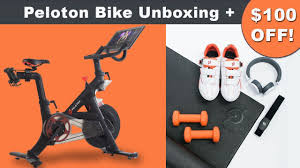 Peloton Exercise Bike Review, Delivery, & Unboxing 2017 + $100 OFF!