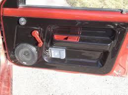 refaire un interieur de voiture l intérieur des portières ma renault 5 tuning