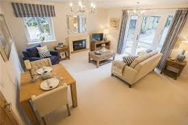 Luxury retirement homes for sale in the charming town of
