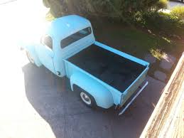 100 Classic Trucks For Sale In California 1953 D F100 Short Bet 50th Anniversary Stock Pickup