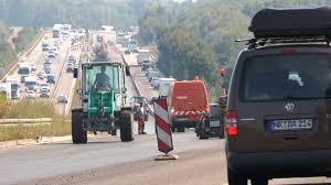 100 German Trucks Bad Camberg Y September 15 2016 Construction Site And
