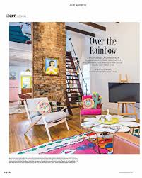 100 Home Design Mag My Latest Feature April May 2019 Issue Of Jezebel Azine