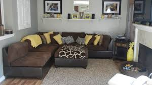 Brown And Aqua Living Room Pictures by Aqua Accent Wall Brown Shag Area Rugs Gray Foam Sofa Bed Seamless