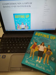 Copy Of Missmayim S Latest Book For Teens Boying Up Borrow It From The School Library And Be First To Review Helespictwitter JD22yEfvAo