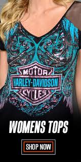 Womens Harley Davidson Clothing Shoes And Accessories
